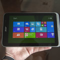 Acer Iconia W4 pictures and hands-on