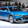 Audi Allroad Shooting Brake Concept pictures and hands-on