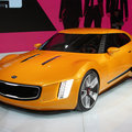 Kia GT4 Stinger Concept: Korean manufacturer shows off GT muscle