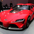 Toyota FT-1: Gran Turismo 6 concept car makes real-word appearance at Detroit show