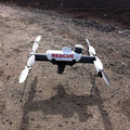 Drone quadcopters in Dubai to be used as firefighters