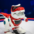Teksta T-Rex, Kitty and Dalmation pictures and hands-on: The new robot pet range for 2014 (video)
