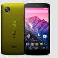 Google Nexus 5 may be available in eight new colours soon