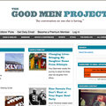 Website of the day: The Good Men Project