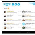 Skype chat update adds much-requested multi-device sync, push notifications and 'read' confirmations