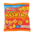 Birds Eye Mashtags: Potato shapes for the social media generation