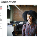 Website of the day: The Lean In Collection