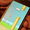 Want to see who makes a cameo on level 999 of Flappy Bird? (video)