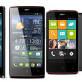Acer Liquid E3 and Z4 smartphones announced for UK release