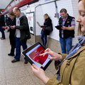 Virgin Media adds free Wi-Fi to 10 further London Underground stations, 10 more to come soon