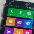 Nokia X Android smartphone photos leaked ahead of MWC, revealing Windows Phone-like UI