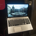 Toshiba Satellite P50 pictures and hands-on: 4K display squeezed into 15.6in laptop