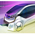 BMW Honeycomb concept re-thinks the way autonomous cars will work