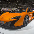 McLaren 650S pictures and hands-on