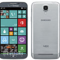 Verizon's next Windows Phone from Samsung leaked in press shot