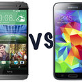 HTC One (M8) vs Samsung Galaxy S5: What's the difference?