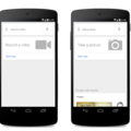 Google Search for Android now lets you take a photo or video with 'OK Google' voice command