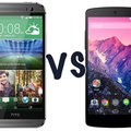 HTC One (M8) vs Google Nexus 5: What's the difference?