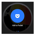 Pocket for Android Wear prototype launches, letting you save articles on smartwatches