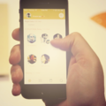 Swarm app takes the find friends feature and leaves discovering places to Foursquare