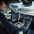 Volvo self-driving Autopilot cars begin road tests, can merge traffic and adjust speed