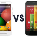 Motorola Moto E vs Moto G: What's the difference?