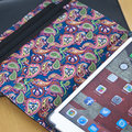 Pretty Green Black Leather iPad and iPad mini cases pictures and hands-on