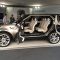 Land Rover Discovery Vision Concept: The 4x4 of tomorrow