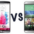 LG G3 or HTC One (M8): Which is better?