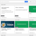Google Stars app for bookmarks leaks onto Chrome Web Store but is quickly pulled