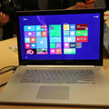 Asus Zenbook NX500 pictures and hands-on