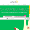 Website of the day: Wahanda