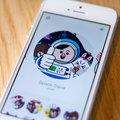 Line Selfie Sticker app creates pictures of yourself that you'll want to unsee