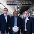 TFL and ESPNFC team up to display World Cup updates on displays at over 140 Underground stations
