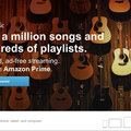 Amazon Prime Music streaming service is here