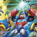 Angry Birds Transformers to set Autobirds and Deceptihogs loose