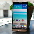 LG G3 gold in pictures at Pocket-lint Tech Tavern