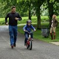 Look no stabilisers, Jyrobike is the kids bike that balances itself