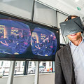 BBC experiments with virtual reality 360-degree Oculus Rift style TV