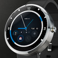 This is the winning face of the Moto 360, even the runners up are stunners