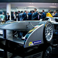 This is what a Formula E car sounds like: the future