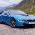 BMW i8: Driving the supercar of the future