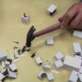 Need a hammer? Mcor Iris can 3D-print your tools in full colour using glue and office paper