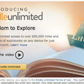 Amazon 'Kindle Unlimited' will be the Spotify subscription service for books