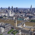Fly like Peter Pan over London Town with the Google Maps 3D update