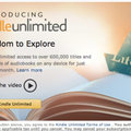 Amazon Kindle Unlimited book subscription service launches, US only for now