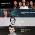 iTunes Festival is back for 2014 and ticket lottery begins for Pharrell Williams, Maroon 5 and more