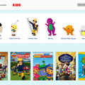 Website of the day: Netflix for Kids