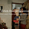 Airbnb teams-up with government to offer emergency shelter in disasters