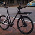 Teague Denny is the future bike: electric assist, auto gearing, built-in lock and smart storage